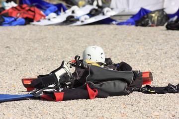 kite surfing attrezzatura sport d'acqua