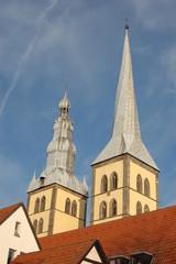 Kirche in Lemgo