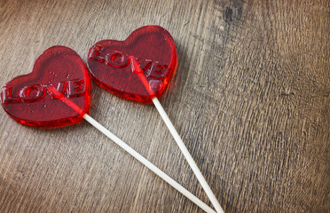 Heart Candy for Lovers