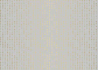 seamless pattern gold dots light