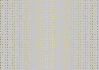 seamless pattern gold dots light