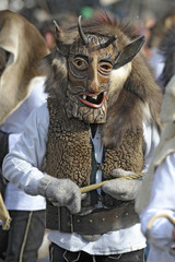 Maske im Karneval