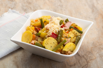 Kartoffelsalat im Schlächen