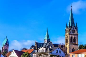 Historische Innenstadt Bad Homburg