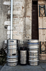 fusti di birra