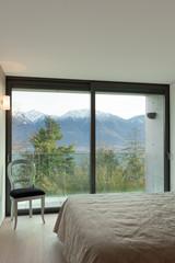 Furnished apartment, bedroom