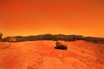 Mysterious terrestrial planet