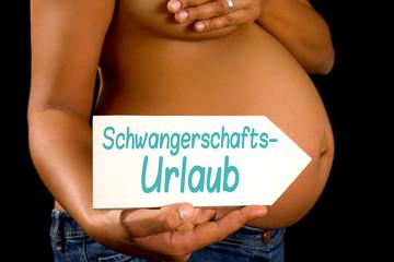 Schwangerschaftsurlaub