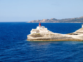 The Lighthouse of Bonifacio