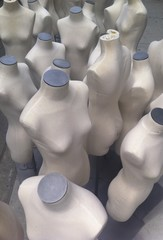 Manequin Busts