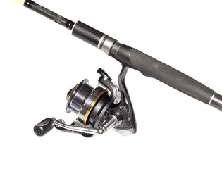 rod and reel for fishing