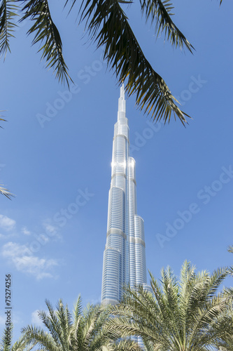 The Burj Khalifa, Dubai, United Arab Emirates
