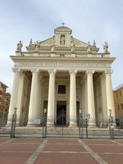 benevento - basilica madonna delle grazie