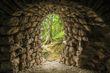 Fototapety Archaic Tunnel