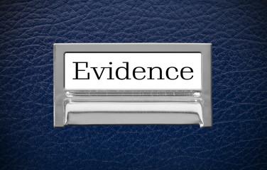 Evidence File Drawer