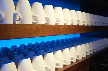 Kaffee Becher Bar