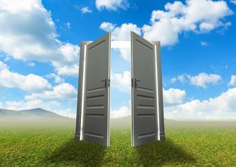 Door to the new world