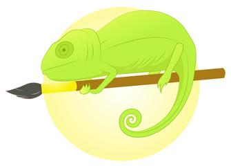 Chameleon Brush