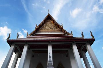pavilion in thai temple