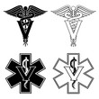 Veterinarian Medical Symbols - 75281440