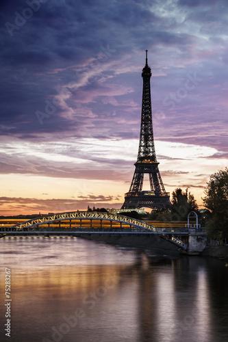 Fototapeta Tour Eiffel Paris