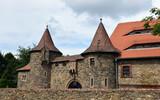 Obraz na płótnie Zamek Czocha 3