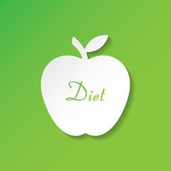 Diet illustration