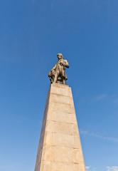 Monument to Tadeusz Kosciuszko in Lodz, Poland