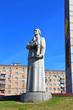 Monument obelisk Moscow - Hero City