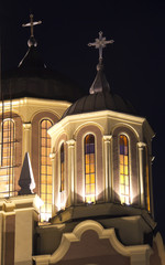 Orthodox church in Sarajevo, Bosnia and Herzegovina