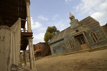 western set chiesa