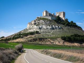 Castle Telez Giron, Valladolid, Castilla y Leon, Spain