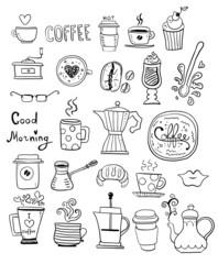 Coffee Doodles