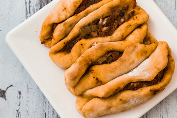 Turkish Meat Pastry
