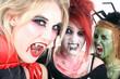Hexen und Vampire