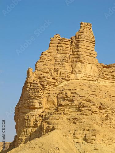 Aluminium Woestijn Clay rocks