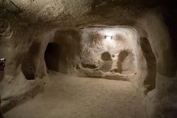 Derinkuyu underground city, Cappadocia