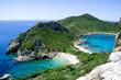 Bucht in Korfu