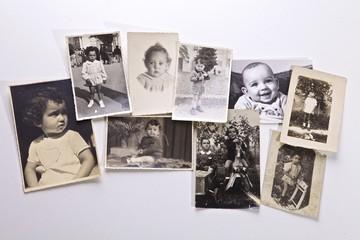 foto bambini 1930