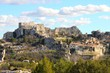 Leinwandbild Motiv Les Baux de Provence, France