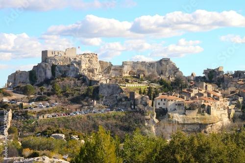 Les Baux de Provence, France - 75305821