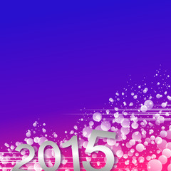 2015 new year - 2