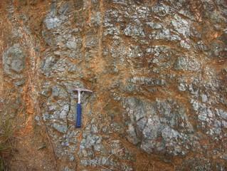 Rocce ofiolitiche del Monte Argentario - Italia