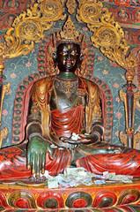 Тибет, Гьяндзе, буддистский монастырь 15 века Пелкор Чоде