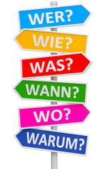 Die W-Fragen