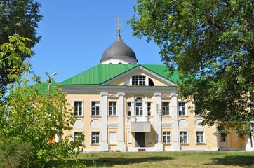 Корпус Христорождественского монастыря в Твери