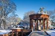 Elisathenbrunnen im Winter - 75310417