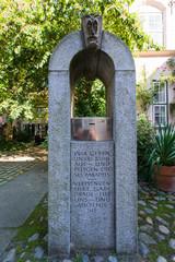 Gedenkbrunnen
