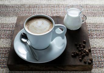 Espresso com leite
