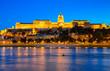Royal Palace of Buda, Budapest, Hungary - 75322454